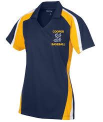 Lst654 Tricolor Coaches Womens Sport-tek Polo