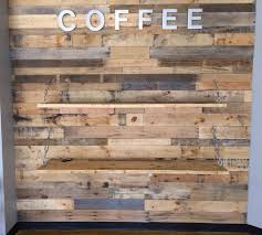 reclaimed wood pallet bench. Wood Pallet Accent Wall Furniture Diy Reclaimed Bench