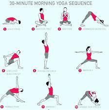 30 minutes of yoga