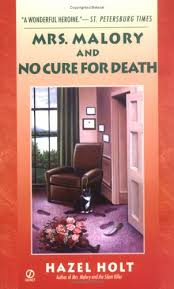 Mrs. Malory and No Cure for Death By Hazel Holt | Used | 9780451216809 |  World of Books