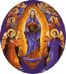 Resultado de imagen de Fiesta de la asunción de maría