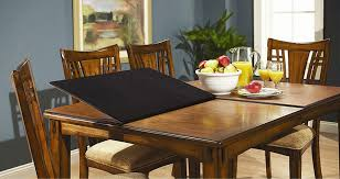 custom dining room table pads.  Room Table Pads For Dining Room Tables 2Go Co Regarding Decor 12 Custom