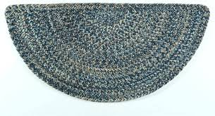 half round rugs half circle braided rugs return to previous page rugs target clearance half round rugs