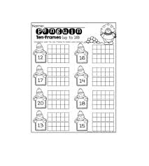 free ten frame template 09 printable