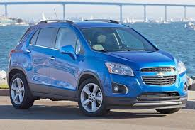 Used 2015 Chevrolet Trax for sale - Pricing & Features | Edmunds