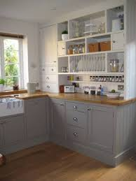 For Small Kitchens Engaging White Brown Wood Glass Stainless Modern Design Kitchen