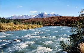 MacMillan River / Yukon | Mapio.net