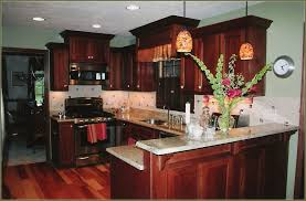 Kitchens With Dark Cabinets Dark Teal Kitchen Cabinets Quicuacom