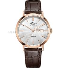 "rotary watches men s ladies rotary watch shop comâ""¢ mens rotary swiss made windsor quartz watch gs90157 02"