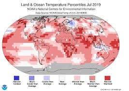 July Was The Hottest Month Ever Recorded On Earth Live Science