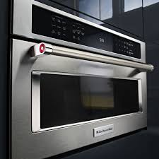 kitchenaid kmbp100ess 30 stainless steel built in wall microwave kitchenaid 30 built in wall microwave oven