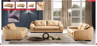furniture half round red leather sofa set with round ottoman best solutions of modern leather living room furniture sets