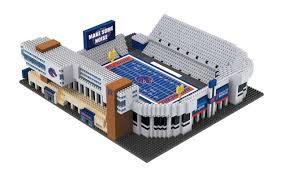 Boise State Broncos Stadium Building Brick Model Coming Soon