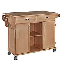 image of Home Styles Napa Rolling Kitchen Cart