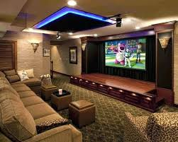 media room furniture. Small Media Room Decorating Ideas Decor Furniture Remarkable Home