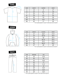 Adidas Youth Jacket Size Chart Size Chart Dgk Dirty Ghetto Kids Skateboard Apparel