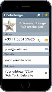 Iphone Business Cards Zazzle