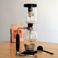 They suit well for uses on any varied occasion and become a way to make a style statement when you have company. Siphon Coffee Maker Tea Siphon Pot Vacuum Coffeemaker Glass Type Coffee Machine Filter 5cup King Of Cocaine