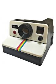 Polaroid Camera Design Tissue Box Vintage Retro Camera Polaroid Toilet Paper Holders Home Gifts