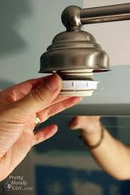 hollywood lighting fixtures. Changing Out A Light Fixture (Bye-Bye Hollywood Strip Lighting Fixtures U