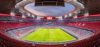 Bayern Munich Stadium Lights Fc Bayern Munich Installs Modern Lighting Solution At