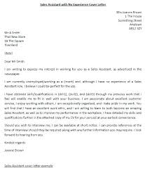 Sample Retail Cover Letter Retail Sales Cover Letter Example Retail