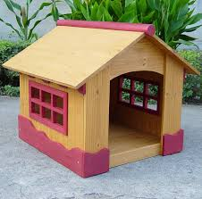 Creative Dog Houses Dog House Designs For Big Dogs