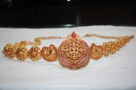 Gold Waist Chain Designs 22k Gold Antique Hip Chain Waist Jewelry Anklet Designs