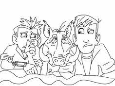 Small Picture Wild Kratts Coloring Pages Coloring Pages Kids Toddler