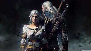 The Witcher 3 Wild Hunt Geralt and Ciri ...