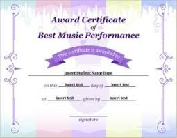 Best Performance Award Certificate Pin By Alizbath Adam On Certificates Award Certificates