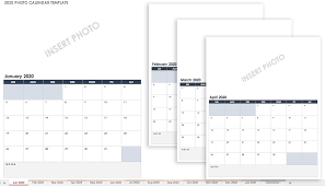 Calendar Template Png 15 Free Monthly Calendar Templates Smartsheet