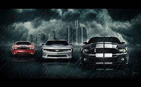 49+] Muscle Car Wallpaper for Computer ...