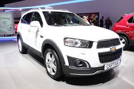 Chevrolet Captiva restiling (2013) - ForoCoches