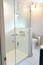 24 glass shower door fancy shower door towel rack 24 inch wide glass shower door