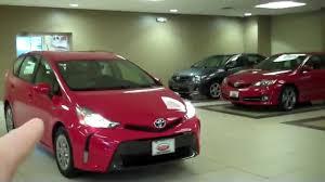 2015 Toyota Prius V-Four Exterior & Interior Tour- East Madison ...