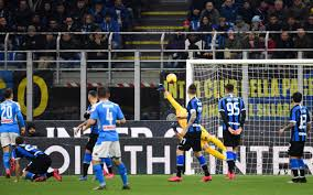 Coppa Italia, semifinali d'andata: Inter-Napoli 0-1. FOTO