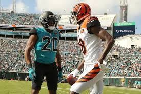 100 Moments In 100 Days Jalen Ramsey Vs A J Green Big