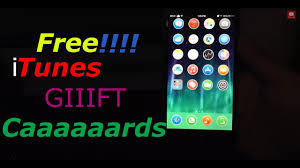how to get free itunes gift card no surveys