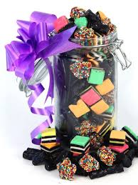 all sorts of liquorice fathers day gift
