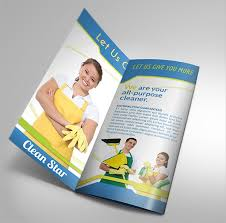 Cleaning Brochure 38 Cleaning Brochures Psd Vector Eps Jpg Download
