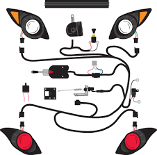 ezgo golf cart headlight wiring diagram ezgo image yamaha golf cart headlight wiring diagram jodebal com on ezgo golf cart headlight wiring diagram