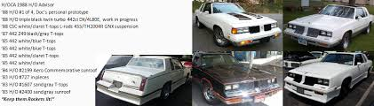 worn out 1986 cutlass supreme fuse box gbodyforum 78 88 lightning rods and power antenna repair service available seller feedback click here