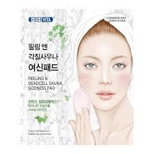 <b>Очищающие подушечки для лица</b> с витамином Е и экстрактом ...