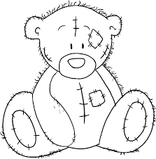 Small Picture Best 25 Teddy bear drawing ideas on Pinterest Teddy bear