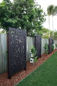 Free standing outdoor privacy screens Cedar Decorative Patio Privacy Screens Free Standing Garden Screens Screening Fence In Garden Ideas On How To Toweb Decorative Patio Privacy Screens Decorative Patio Privacy Screen
