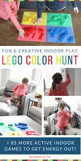 Fun Babysitting Ideas 87 Energy Busting Indoor Games Activities For Kids Because Cabin