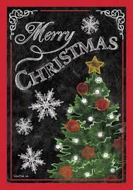 christmas garden flags. \u0027Merry Christmas Tree\u0027 Double Sided Garden Flag. \u0027 Flags A