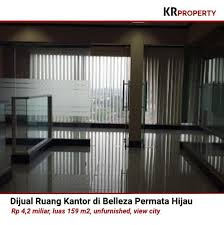office spaxe.  spaxe dijual office space at belleza tower  permata hijau jakarta  selatan by kr for spaxe