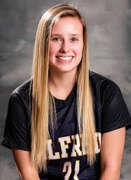 Erica Flint - Women's Soccer - Alfred University Athletics